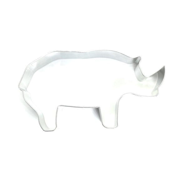 Rhino Cookie Cutter