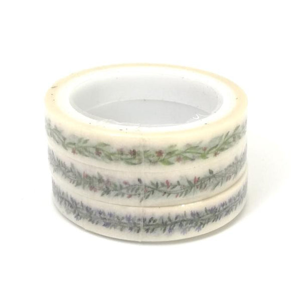 Washi Tape - Xmas Holly