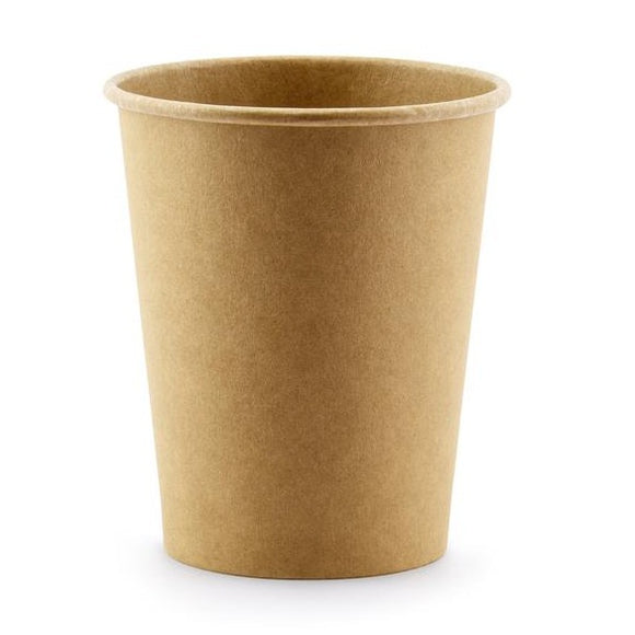 Kraft Paper Cups - Must Love Party