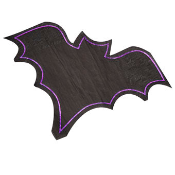 Bat Shaped Napkins - Must Love Party