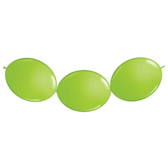 Lime Green Link O Loon Balloons - Must Love Party