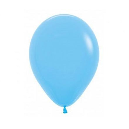 Balloons - Fashion Solid Light Blue - Must Love Party