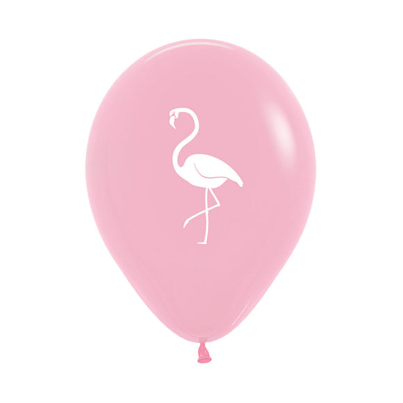 Light Pink Flamingo Balloons (3) - Must Love Party