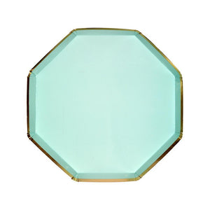 Mint Side Plates - Must Love Party