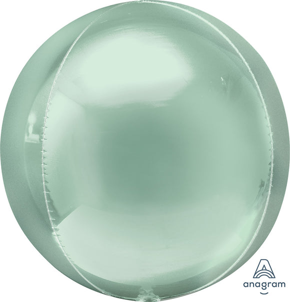 Pastel Mint Orb Balloon - Must Love Party