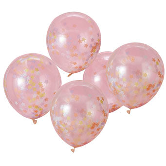 Make A Wish - Confetti Balloons - Must Love Party