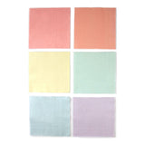 Pearlised Pastel Napkins - Must Love Party