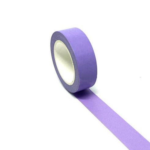 Washi Tape - Pastel Purple