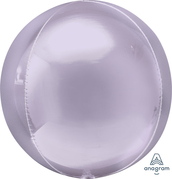 Pastel Lilac Orb Balloon - Must Love Party