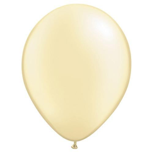 Balloons - Pearl Ivory - Must Love Party