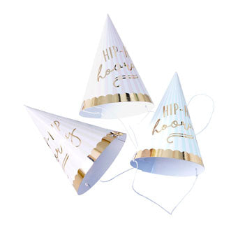 Pastel Party Hats - Must Love Party