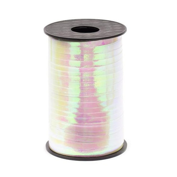 Iridescent Balloon Ribbon (SELECT HOW MANY METRES) - Must Love Party