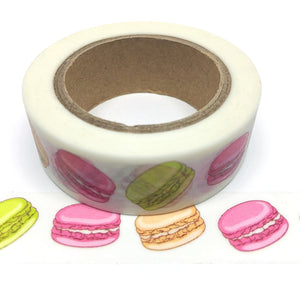 Washi Tape - Pastel Macarons - Must Love Party