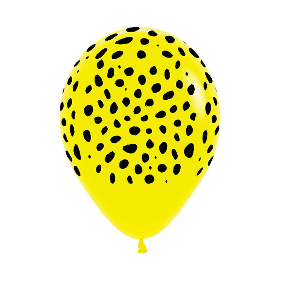 Cheetah Print Balloons (3) - Must Love Party