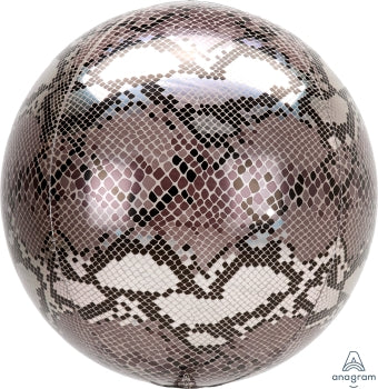 Snake Print Orb - Must Love Party