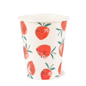 Strawberry Fields Cups 8pk