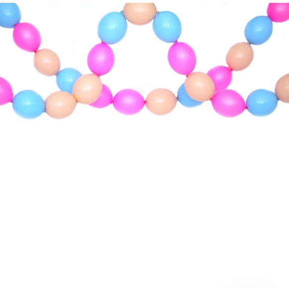 Sprinkle Mix Link O Loon Balloon Garland