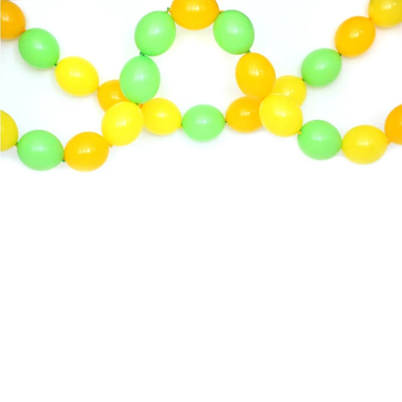 Citrus Link O Loon Balloon Garland - Must Love Party
