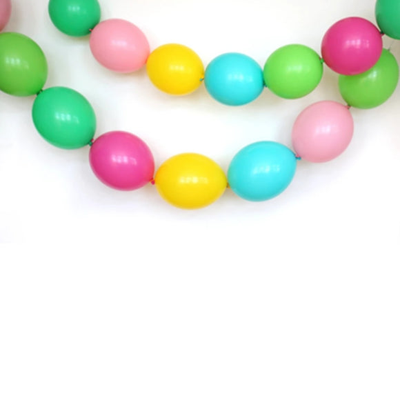 Tropical Link O Loon Balloon Garland - Must Love Party