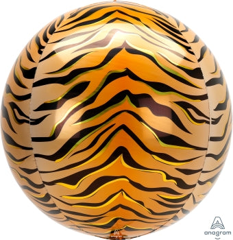 Tiger Print Orb - Must Love Party