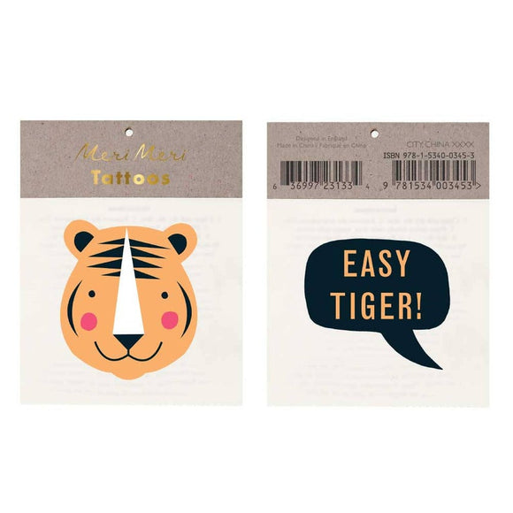 Easy Tiger Tattoo - Must Love Party