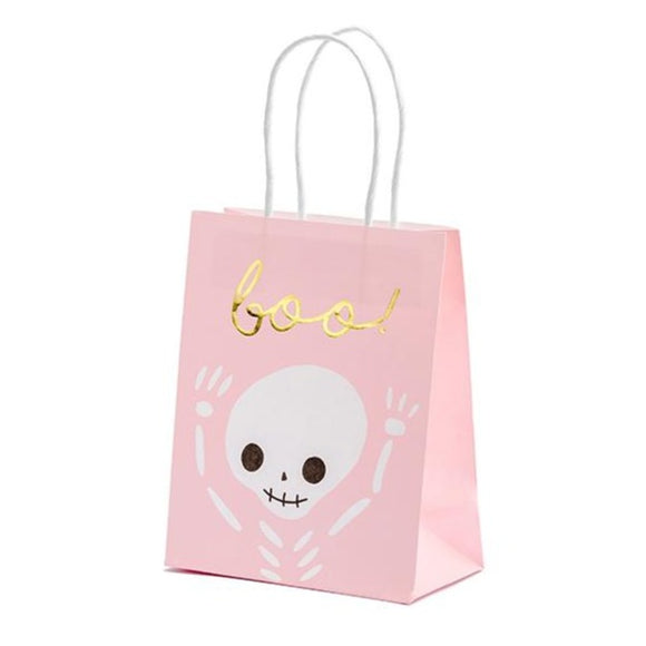 Pink Boo Gift Bags