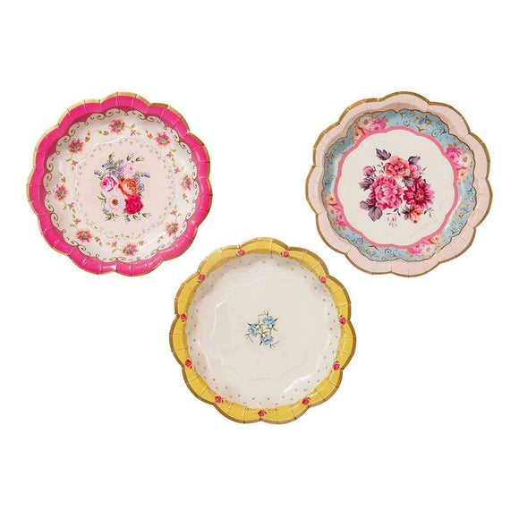 Truly Scrumptious Small Cake Plates