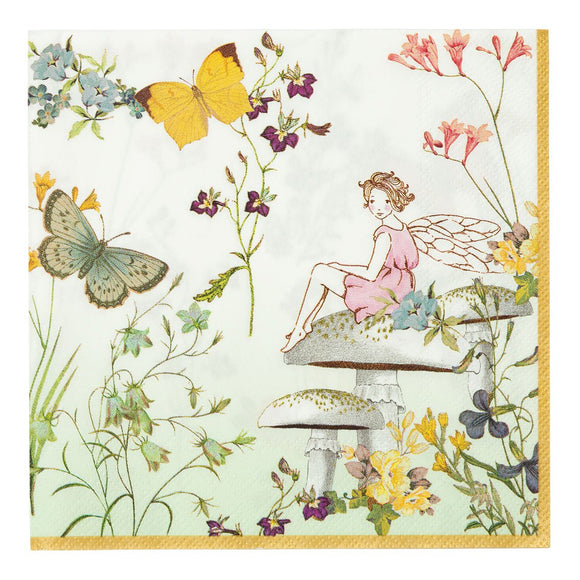 Truly Fairy Napkins - Must Love Party