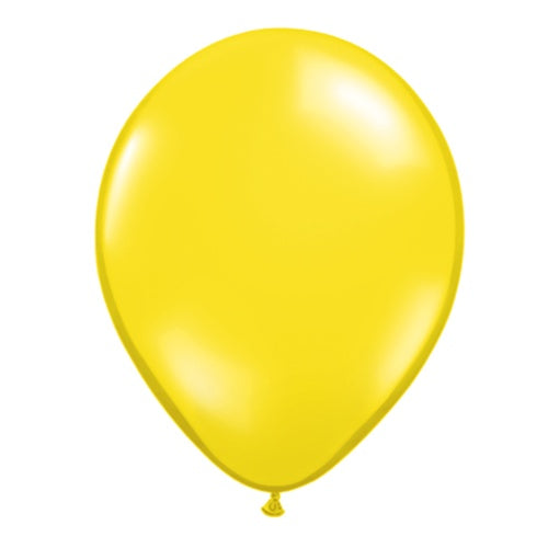 Balloons - Pearl Citrine Yellow - Must Love Party