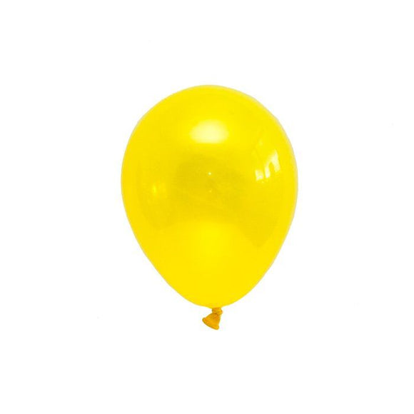 Mini Pearl Citrine Balloons - Must Love Party