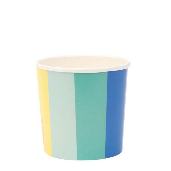 Colour Wheel Tumbler Cups - Must Love Party