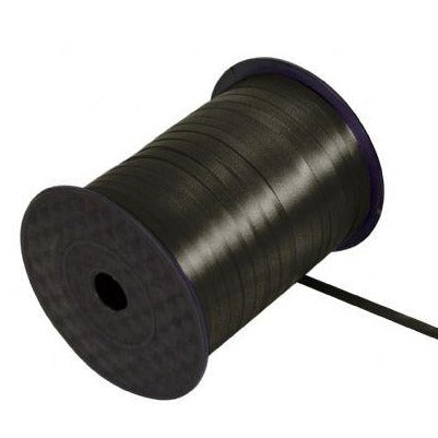 Black Balloon Ribbon (SELECT HOW MANY METRES)
