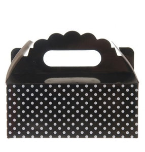 Party Boxes - Dotted Black - Must Love Party