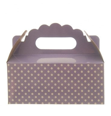 Party Boxes - Dotted Lilac - Must Love Party