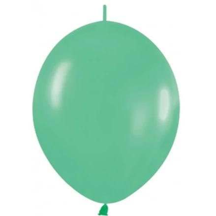 Fashion Solid Green Link O Loon Balloons - Must Love Party