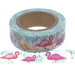 Washi Tape - Flamingo - Must Love Party