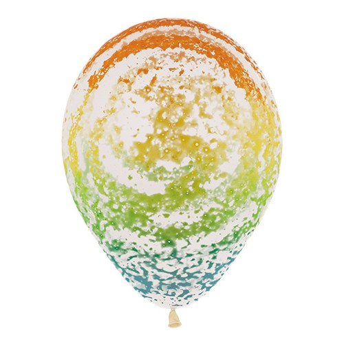 Graffiti Rainbow Balloons - Must Love Party