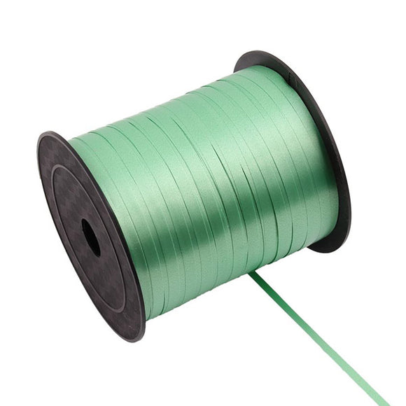 Green Balloon Ribbon (SELECT HOW MANY METRES)
