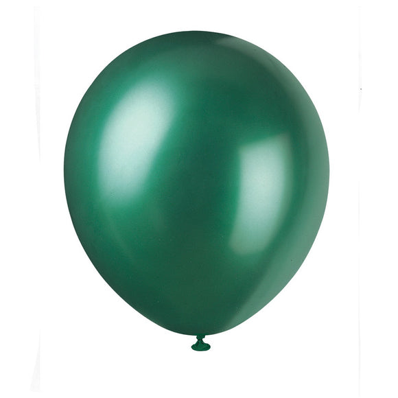 Balloons - Fashion Solid Jade - Must Love Party