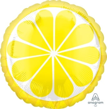 Tropical Lemon Foil Balloon - Must Love Party
