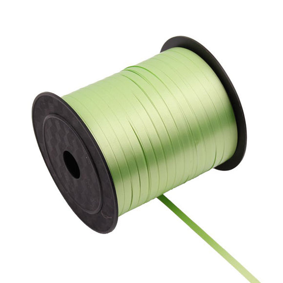 Lime Green Balloon Ribbon (SELECT HOW MANY METRES) - Must Love Party