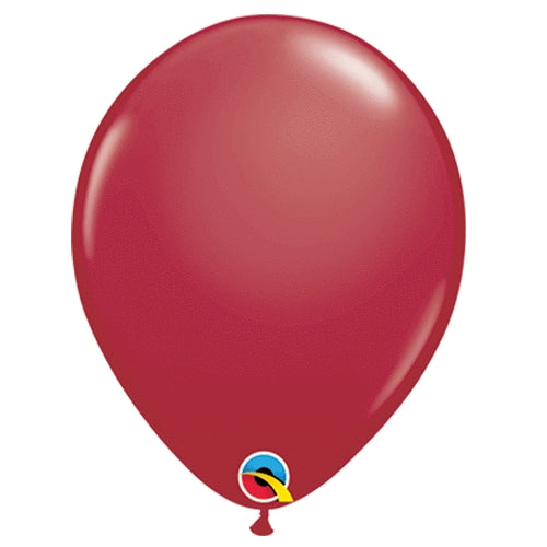 Balloons - Maroon - Must Love Party