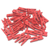Mini Red Pegs - Must Love Party