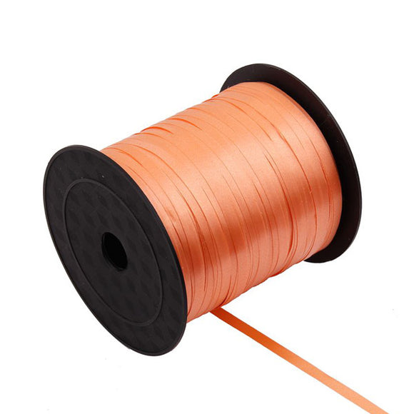 Orange Balloon Ribbon (SELECT HOW MANY METRES)