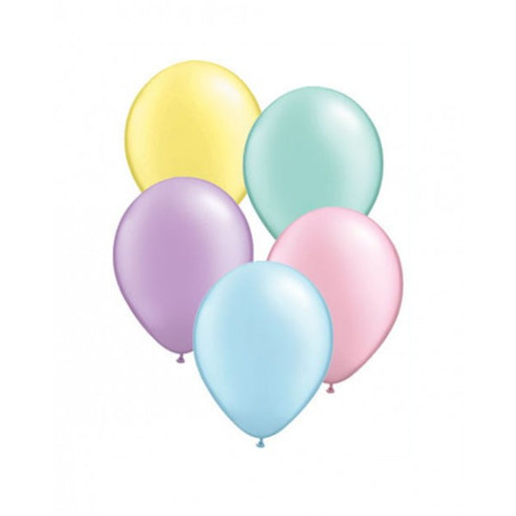 Mini Pastel Pearl Balloons - Must Love Party