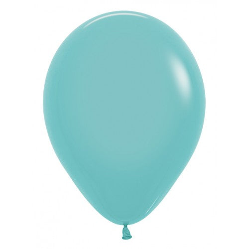 Balloons - Fashion Solid Aquamarine - Must Love Party