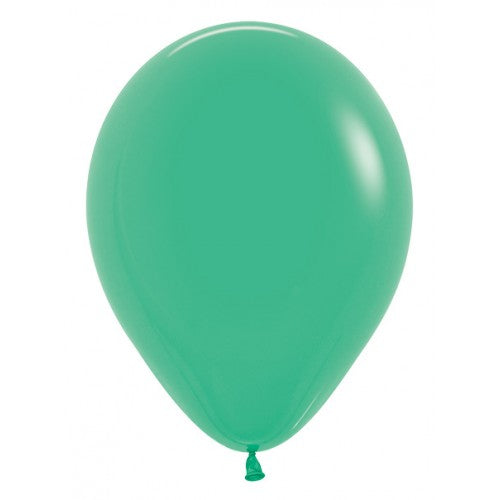Balloons - Fashion Solid Green - Must Love Party