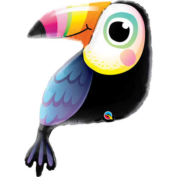 Toucan Foil Balloon - Must Love Party