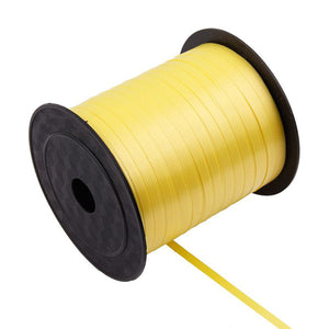 Lemon Balloon Ribbon (SELECT HOW MANY METRES)