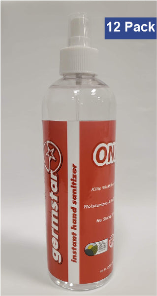 16oz Spray Bottles ONE 12 Pack